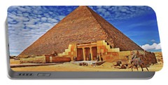 Pyramid Portable Battery Charger