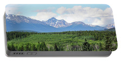 Pyramid Island - Jasper Ab. Portable Battery Charger