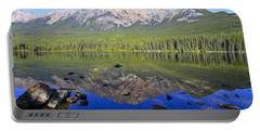 Pyramid Lake Reflection Portable Battery Charger