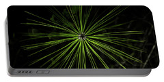 Pyrotechnics Or Pine Needles Portable Battery Charger