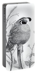 Quail Sentry Portable Battery Charger