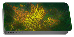 Quantum Fern.... Portable Battery Charger