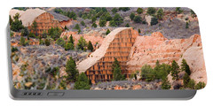Quarry At Red Rock Canyon Colorado Springs Portable Battery Charger