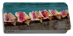 Queen Conch Portable Battery Charger