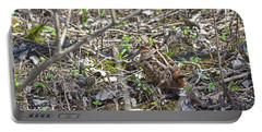Queen Of Camouflage Of The Forest Portable Battery Charger
