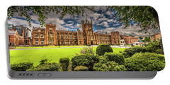Queens University Portable Battery Charger