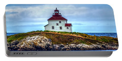 Queensport Lighthouse Portable Battery Charger by Ken Morris