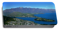 Queenstown New Zealand Portable Battery Charger