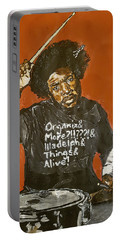 Questlove Portable Battery Charger