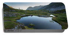 Quiet Lofoten Portable Battery Charger