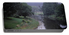 Quiet Stream- Woodstock, Vermont Portable Battery Charger