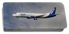 Quikjet Cargo Airlines Boeing 737-43q Portable Battery Charger