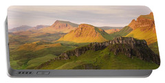 Quiraing Panorama Portable Battery Charger