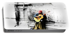 Quito Street Musician II Portable Battery Charger