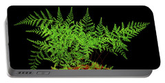 Rabbit Foot Fern Portable Battery Charger