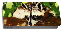 Raccoon 20218 Portable Battery Charger