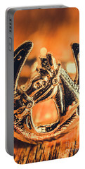Racehorse Luck Portable Battery Charger