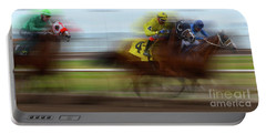 Racetrack Dreams 1 Portable Battery Charger