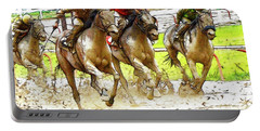 Racetrack Dreams 11 Portable Battery Charger
