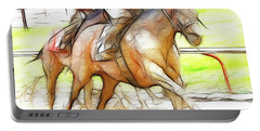 Racetrack Dreams 12 Portable Battery Charger