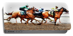 Racetrack Dreams 6 Portable Battery Charger