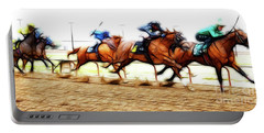 Racetrack Dreams 7 Portable Battery Charger