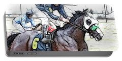 Racetrack Dreams 8 Portable Battery Charger