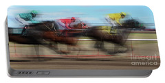 Racetrack Dreams  Portable Battery Charger