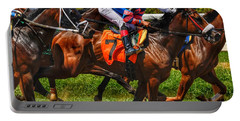 Racing Tight Portable Battery Charger