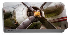 Radial Engine And Prop - Fairchild C-119 Flying Boxcar Portable Battery Charger