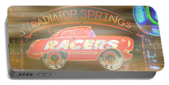 Radiator Springs Portable Battery Charger