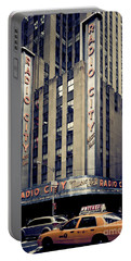 Radio City Portable Battery Charger