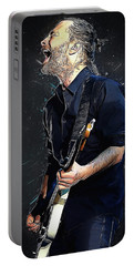 Radiohead - Thom Yorke Portable Battery Charger