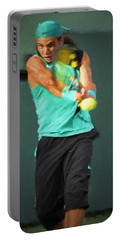 Rafael Nadal Portable Battery Charger