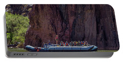 Rafters On The Colorado River, Grand Canyon Portable Battery Charger