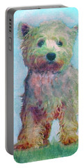 Ragamuffin Pup Portable Battery Charger