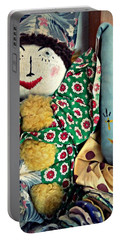 Ragdoll Buddies Portable Battery Charger
