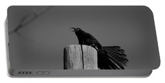 Raging Crow Portable Battery Charger