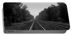 Railroad To Nowhere Portable Battery Charger