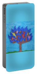 Rain Beauty Tree Portable Battery Charger