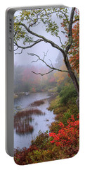 Portable Battery Charger featuring the photograph Rain by Chad Dutson