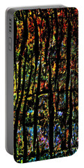 Rain Forest  Portable Battery Charger by Amar Sheow