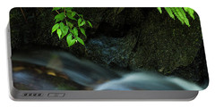 Rain Forest Stream Portable Battery Charger