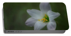 Rain Lily Portable Battery Charger