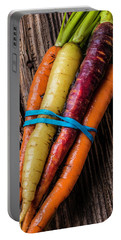 Rainbow Carrots Portable Battery Charger