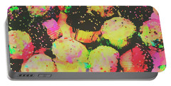 Rainbow Color Cupcakes Portable Battery Charger