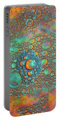 Rainbow Color Flow Portable Battery Charger