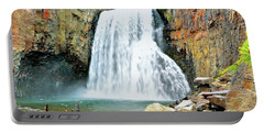 Rainbow Falls 6 Portable Battery Charger