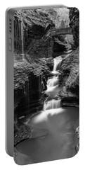 Rainbow Falls Gorge - Watkins Glen Portable Battery Charger