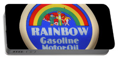 Rainbow Gasoline Portable Battery Charger